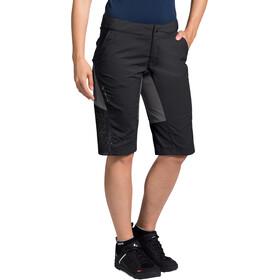 VAUDE Downieville Shorts Women black uni